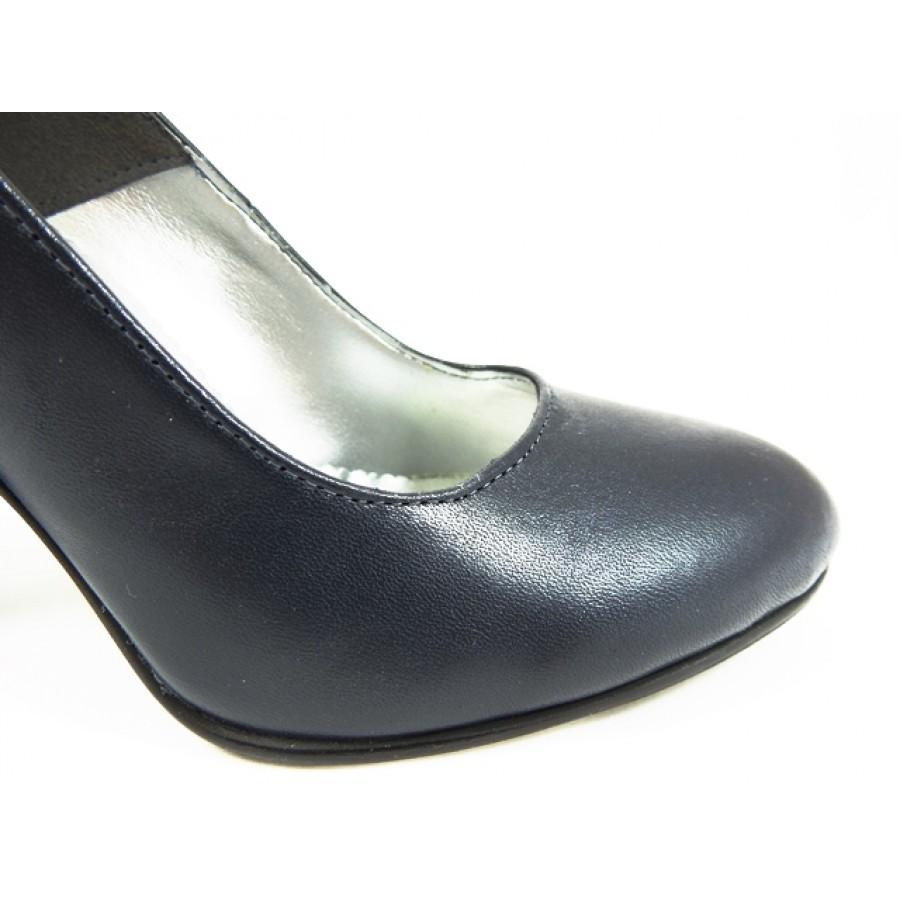 prezentarea pantofi autentici pantofi autentici Pantofi dama piele negri Dona