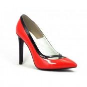 Pantofi Stiletto piele (4)