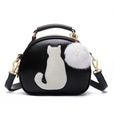 Geanta dama neagra Cat