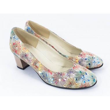 Pantofi dama piele bej Olimpia