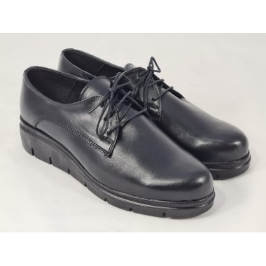 Pantofi dama piele negri Azura