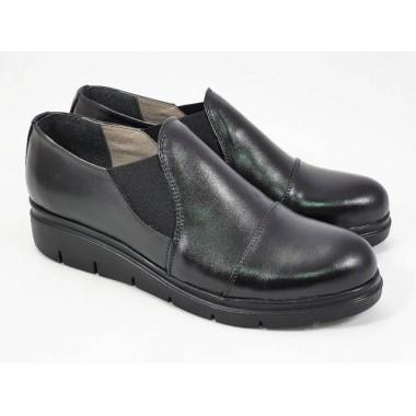 Pantofi dama piele negri Elvira2