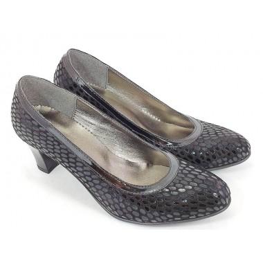 Pantofi dama piele negri Sofia