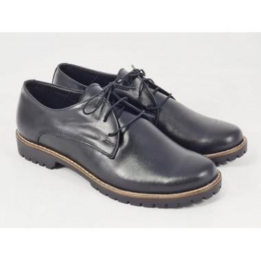 Pantofi dama piele negri Zoia
