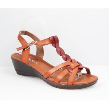 Sandale dama maro deschis Kali