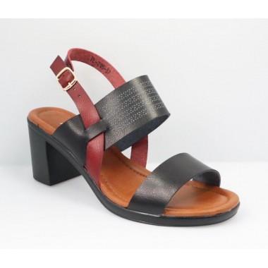 Sandale dama negre Estera