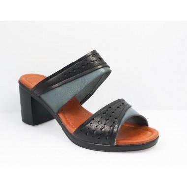 Sandale dama negre Lizi
