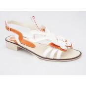 Sandale cu talpa joasa piele (4)