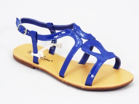 Sandale Dama Albastre Ella