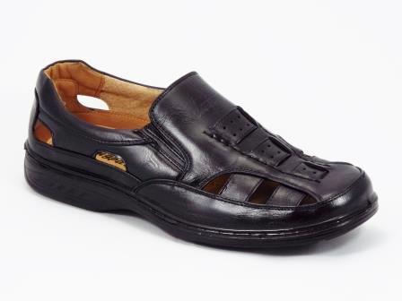 Sandale Barbati Negre Jonne