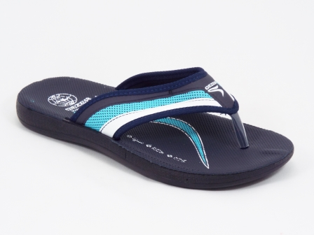 Papuci Barbati Albastri Gezzo
