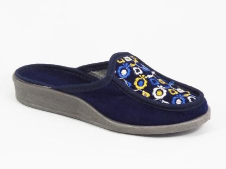 Papuci Dama Albastri Lenna