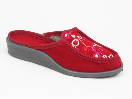 Papuci Dama Rosii Lenna