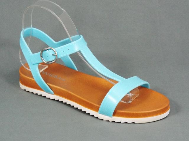 Sandale Dama Turcoaz Kleo