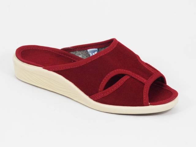 Papuci Dama Rosii 1 Lenna