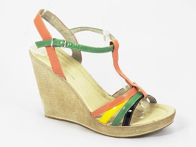 Sandale dama piele pastel Ana1 image0