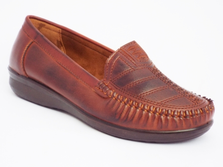 Pantofi dama maro cu talpa foarte comoda