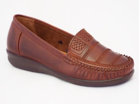 Pantofi dama maro cu talpa comoda si flexibila