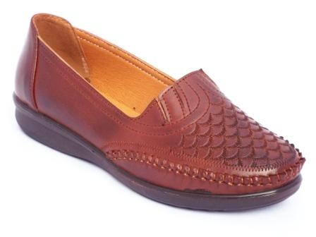 Pantofi dama maro cu talpa comoda