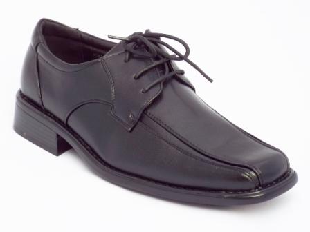 Pantofi barbati negri, cu talpa comfortabila