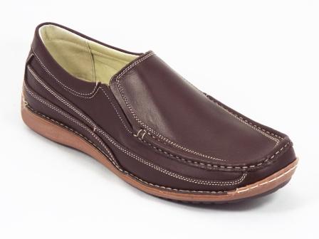 Pantofi barbati piele maro Frenzo