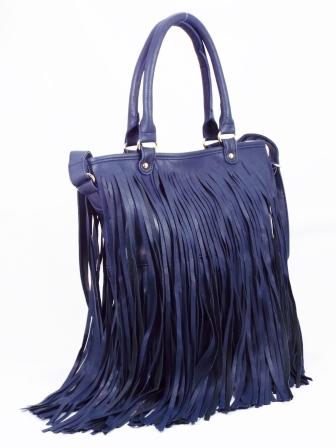 Geanta dama albastra Benya