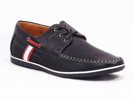 Pantofi barbati negri sport Darius