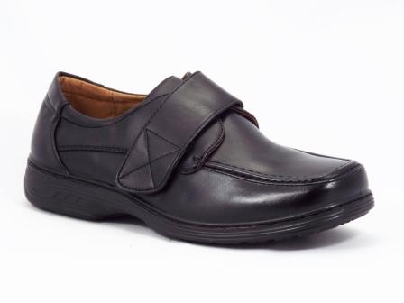 Pantofi barbati negri Cayus