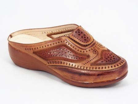 Papuci dama maro talpa ortopedica Gosya