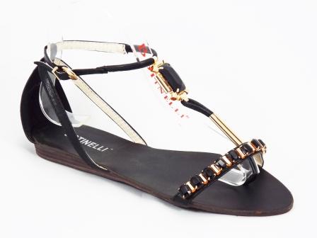 Sandale dama negre Unesa