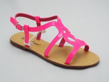 Sandale dama roz Ella