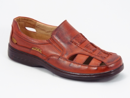 Sandale barbati maro Jonne