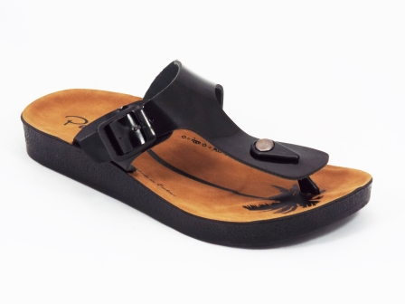 Papuci dama negri Brynna