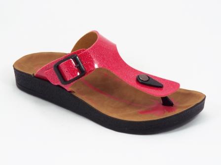 Papuci dama roz Brynna