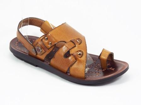 Sandale barbati maro Ryke