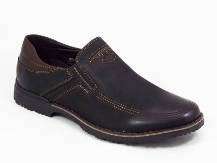 Pantofi barbati negri Hytro