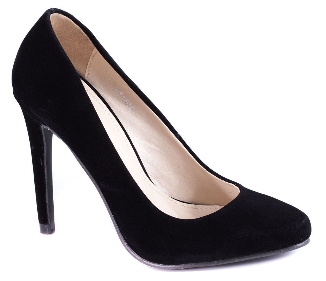 Pantofi dama negri toc 10 cm Ronna