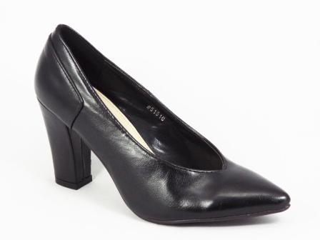 Pantofi dama negri toc 8 cm Londe