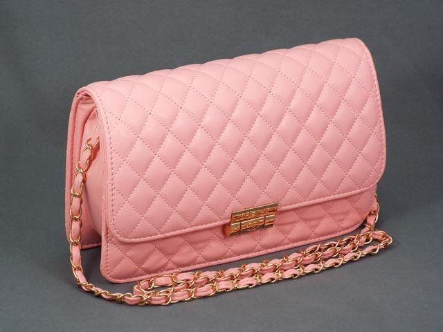 Geanta dama roz Gronna