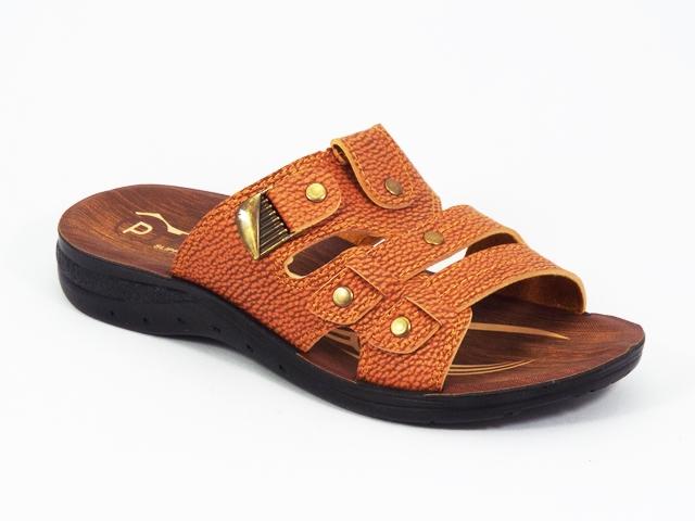 Papuci barbati maro Horya