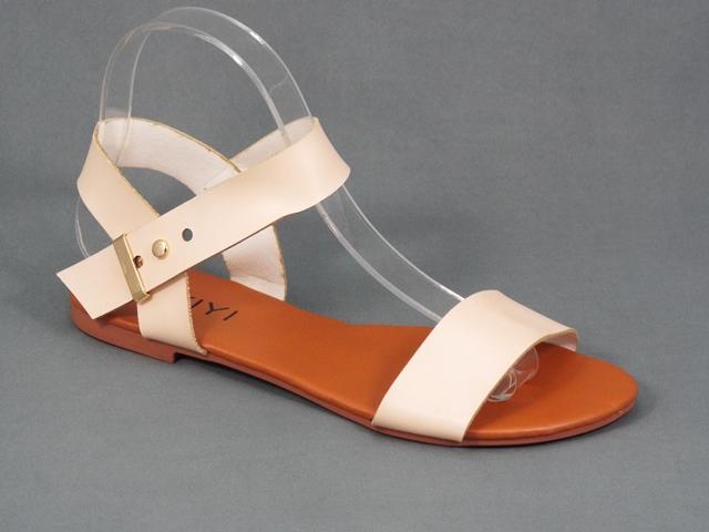 Sandale dama bej Nyna