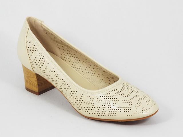 Pantofi dama bej Sarina