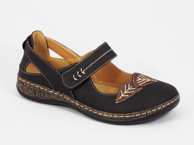 Pantofi dama negri Wella