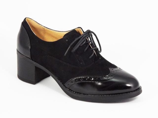 Pantofi dama negri Gyna