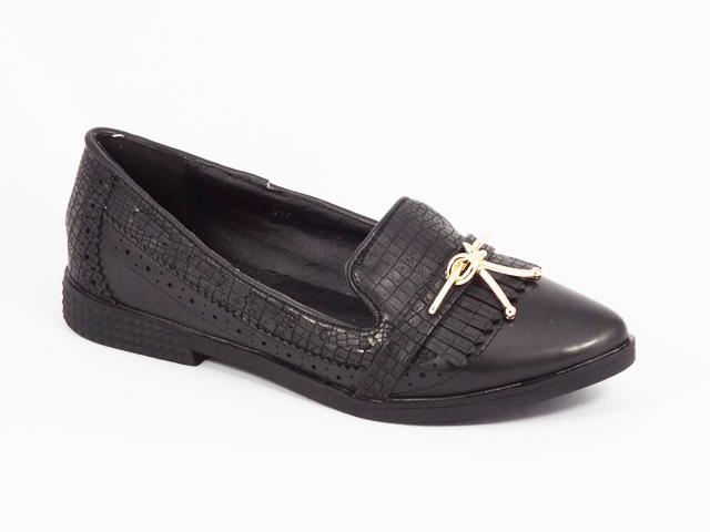 Pantofi dama negri Nelly
