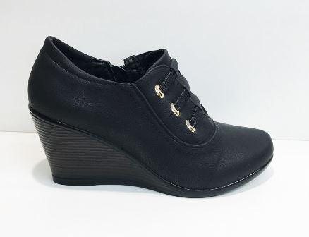 Pantofi dama negri Vyka