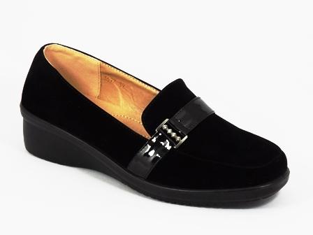 Pantofi dama negri Fryda