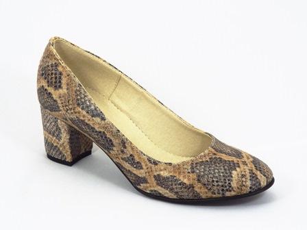 Pantofi dama piele bej Vera