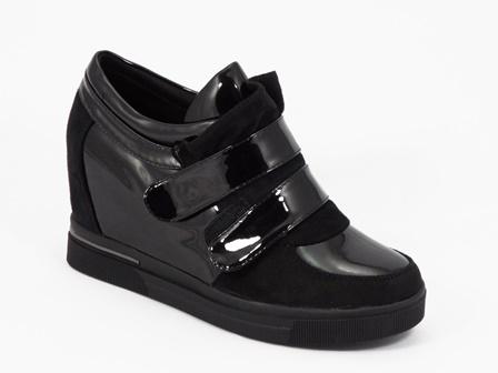 Pantofi dama negri Arka
