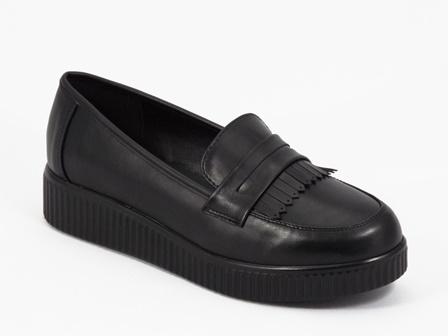 Pantofi dama negri Flores